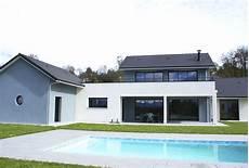 pau maison contemporaine avec piscine agence ea biarritz