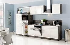 Einbauküche Mit Elektrogeräten - einbauk 252 che mit elektroger 228 ten k 252 chenblock mit e ger 228 ten