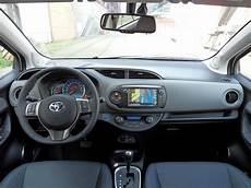 Essai Vid 233 O Toyota Yaris Restyl 233 E Pas Que De La Gueule