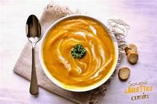 soupe carotte cumin au blender chauffant avec images