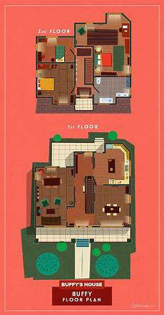 sitcom house floor plans 8 home floor plans from cult tv shows homes com