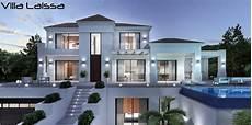 Moderne Villa Deutschland - villa mit pool by lifestyle homes ag moderne spanische