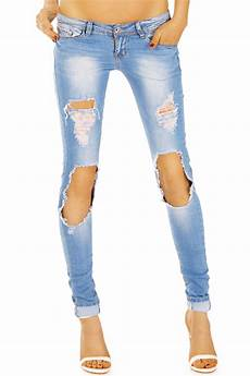be styled destroyed damen relaxed h 252 ftjeans in