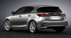Lexus Gives 2018 Ct 200h A Facelift And Drops It