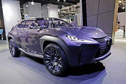 Lexus UX Concept 2018 2019 – The Harbinger Of Serial
