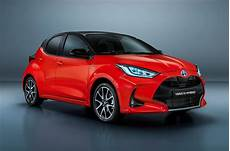 new 2020 toyota yaris revealed with ground up redesign