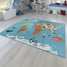 kinderzimmer teppiche kinder teppich spiel teppich f 252 r kinderzimmer weltkarte