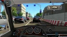 jeux de voiture reel city car simulator en voiture avec bloudman heureusement