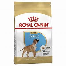 royal canin boxer junior puppy food
