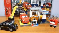 Lego Cars Smokeys Garage by Lego Cars 3 Smokey S Garage Review Juniors Set 10743