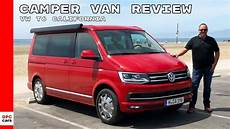 vw t6 california cer review