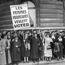 Les 70 Ans Du Premier Vote Des Femmes C 233 L 233 Br 233 S 224 La R 233 Union