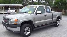 how do i learn about cars 2002 gmc sonoma spare parts catalogs 2002 gmc 2500 duramax 2x4 sle for sale leisure used cars 850 265 9178 youtube