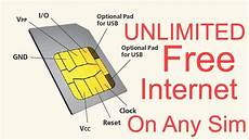 free unlimited on any sim card new trick 2017 the