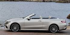 2017 Mercedes E Class Cabriolet Revealed Photos