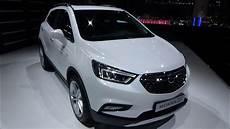 2017 Opel Mokka X Exterior And Interior Geneva Motor