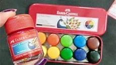 faber castell 12 poster colours review unboxing
