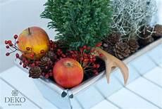 blumenkästen dekorieren winter diy blumenk 228 sten f 252 r herbst winter dekorieren deko