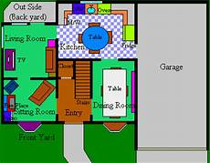 simpsons house floor plan one floor home joy studio design gallery best design