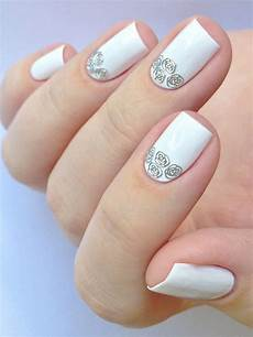 Manicure Ideas For Wedding wedding nail manicure ideas from