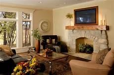 Wohnzimmer Mit Kamin Und Fernseher - tv frame ideas frame your tv and blend it in the home