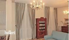 tendaggi soggiorno tendaggi classici classiche doppie tende a soffitto nel