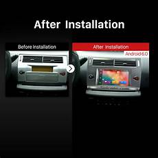 android 6 0 radio gps navigation system stereo bluetooth