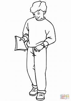 boy coloring pages printable 16650 school boy coloring page free printable coloring pages