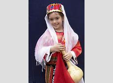 Girl In Traditional Turkish Ottoman Clothes Stock Photo