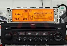 citroen berlingo c5 c4 c3 rd45 bluetooth usb aux radio ebay
