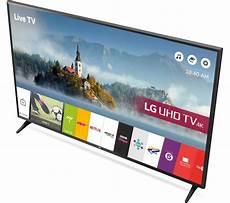 lg 49uj630v 49 quot smart 4k ultra hd hdr led tv deals pc world