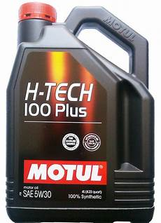 motul h tech 100 plus 5w30 5l llama engineering