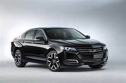 2018 Chevrolet Impala Review And Specs  Release Date
