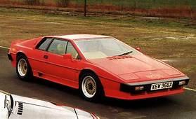 Lotus Esprit Classic Cars Magazine