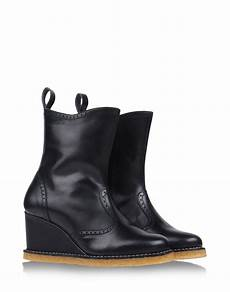 lyst swedish hasbeens ankle boots in black