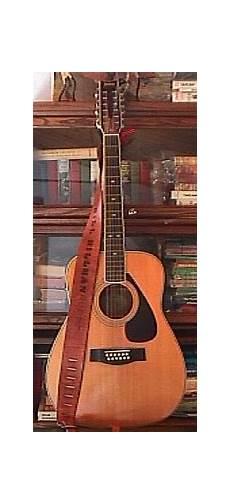 Hillman Guitars 12 Yamaha Acoustic 12 String
