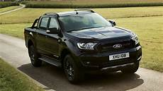 2017 Ford Ranger Black Edition Top Speed