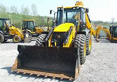 jcb 4cx sitemaster eco backhoe loader from finland for
