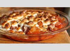 yam and marshmallow casserole_image