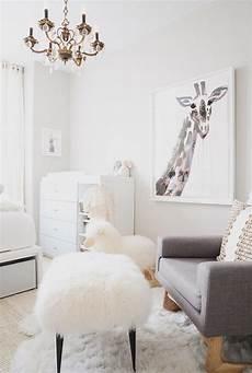 nursery inspiration white walls shining design