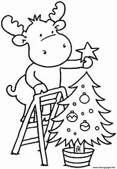 Malvorlagen Weihnachten Tree For Children Coloring Pages Printable
