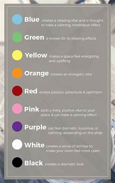 how paint colors affect mood how to choose room colors