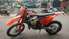 Scorpio Modif Trail Ktm 250 by Jual Motor Trail Ktm 250 Xcw Tahun 2017 Jam 120 Km 1120 Rp