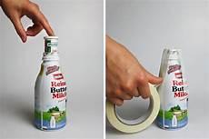 Betonvase Flasche Kerzenst 228 Nder Diy Anleitung Beton