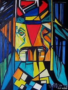 Kubismus Berühmte Bilder - piratenseele iv karibischer kubismus wilko at artists