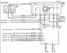 2007 ford ranger radio wiring 2007 ford radio wiring diagram