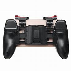 Black Controller Trigger Shooter Gamepad by 4 In 1 Abs Black Controller Trigger Shooter Gamepad