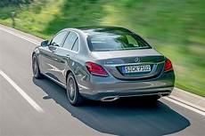 Mercedes C Klasse Facelift 2018 Preise W205 Motoren