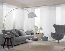 gardinen für große wohnzimmerfenster schiebegardinen befestigung material und ma 223 wohnen