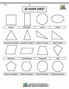2d shapes names worksheets 1210 two dimensional figures lessons tes teach